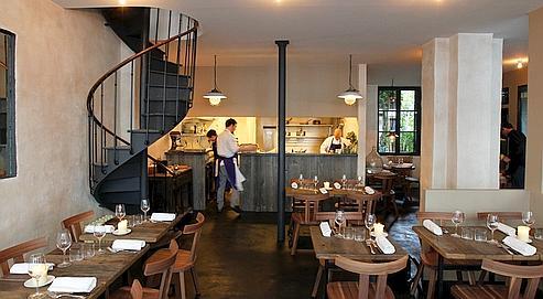 septime le grand restaurant plus un zeste. Black Bedroom Furniture Sets. Home Design Ideas