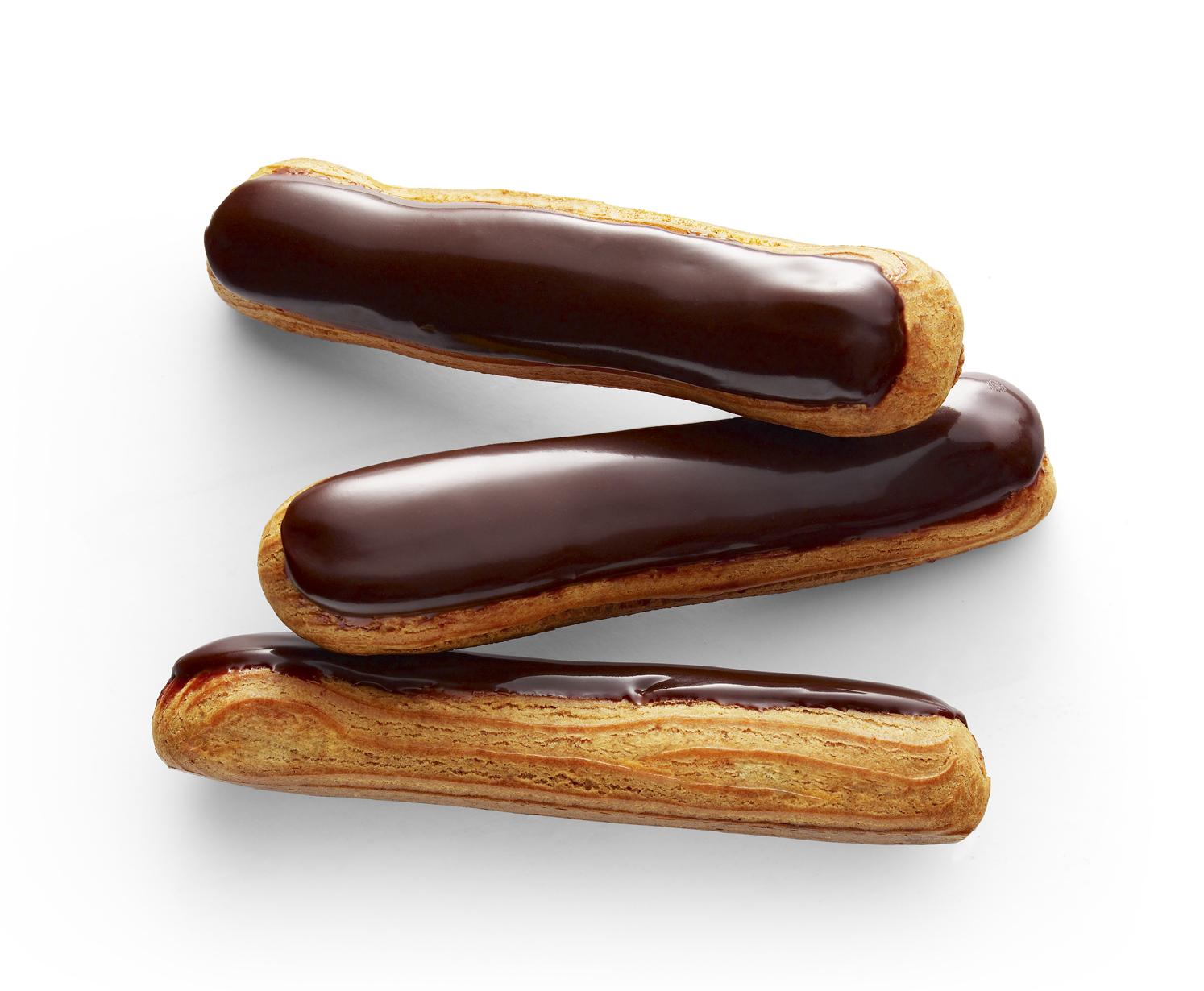 Nappage eclair chocolat - Glacage pour eclair au chocolat ...