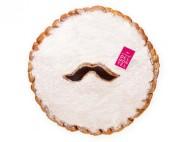 Arnaud Delmontel - Trop swag cette galette moustache! . Alliant la banane au citron dans sa crème frangipane, inutile de préciser que les sourires fuseront à table. 38€/6pers.