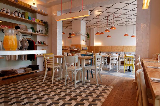 Restaurant Rue De La Roquetteparis