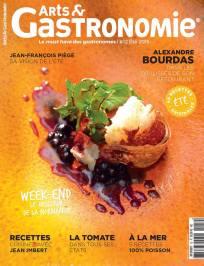 10. Arts & Gastronomie : 38€à dévorer avec les yeux seulement! Abonnement annuel au magazine :