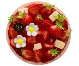 Des gâteaux et du pain - J'adore la fraise