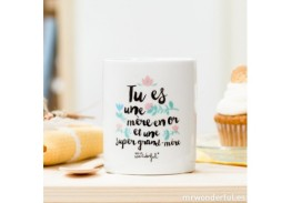Un mug de super mum